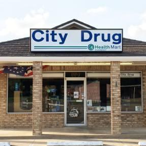 city drug ext
